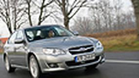 Subaru Legacy - Subaru nie na sportowo