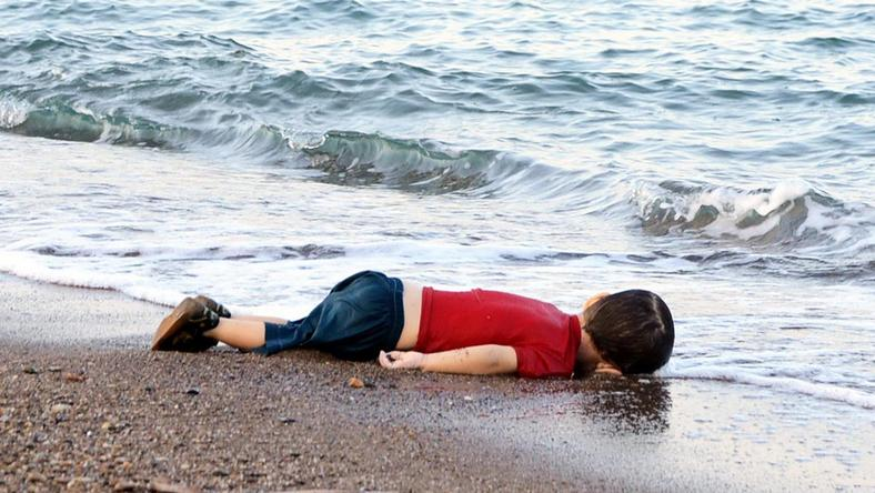 Aylan mindössze 3 éves volt, amikor a tengerbe veszett/Fotó-AFP