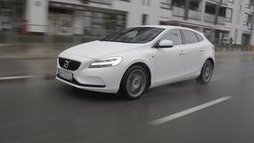 Volvo V40 D3 - początek testu długodystansowego