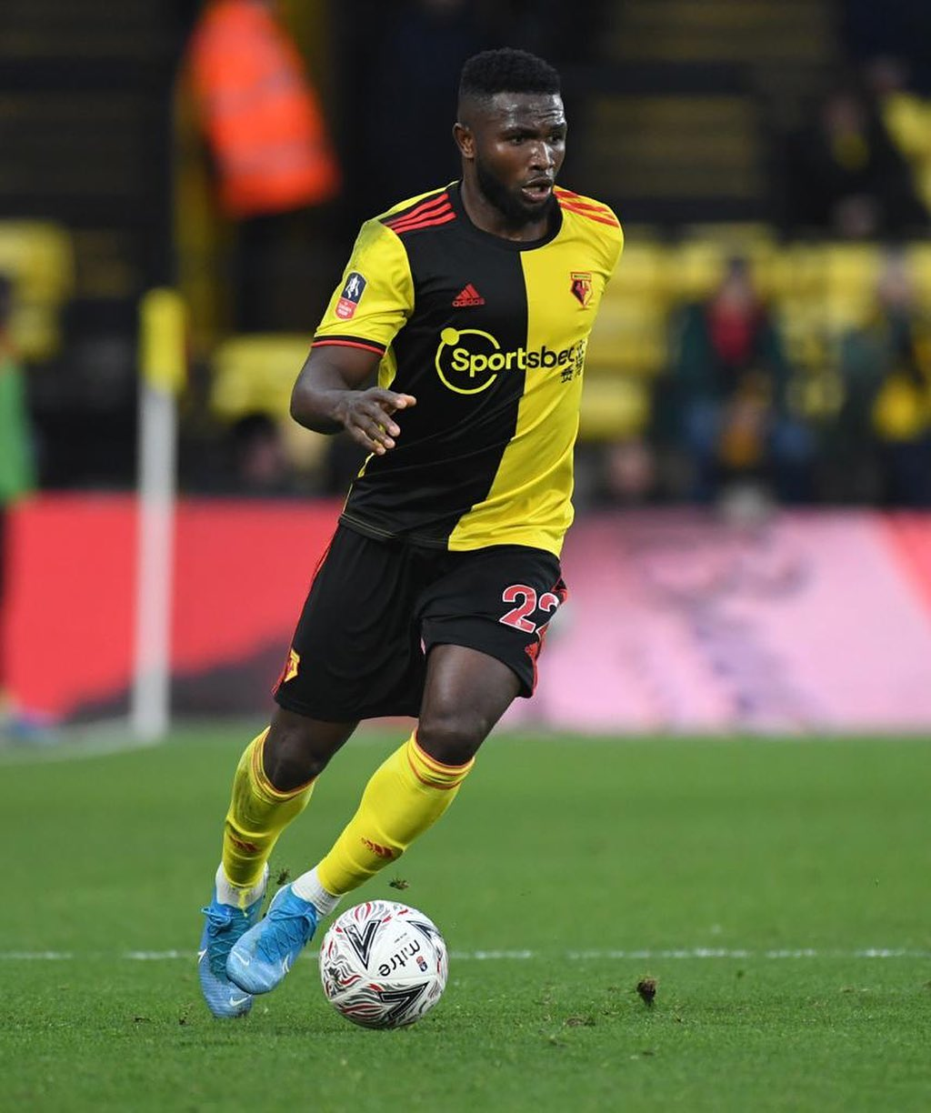 Isaac Success did not have any sort of impact at Watford in the 2019/2020 season (Getty Images)