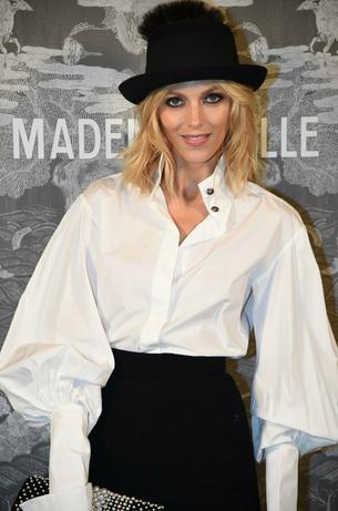 Best Look: Anja Rubik w stylizacji Chanel