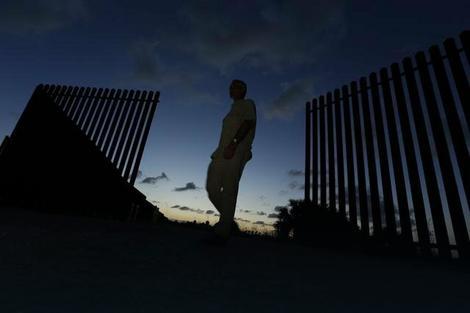Granica SAD i Meksika