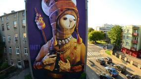 Murale w Łodzi - niezwykła galeria sztuki w przestrzeni miejskiej