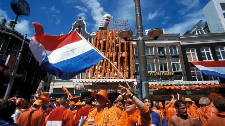 Mit szólnak a hírhez a holland rajongók? /Fotó: Northfoto