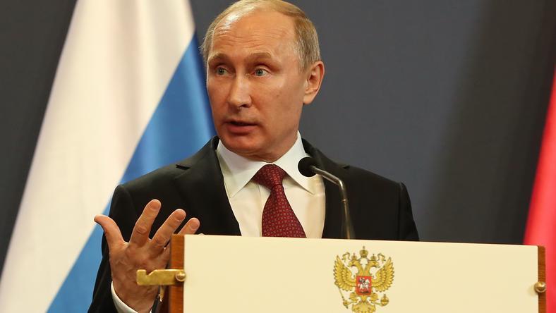 Nem finomkodik Vlagyimir Putyin orosz elnök / Fotó: Fuszek Gábor