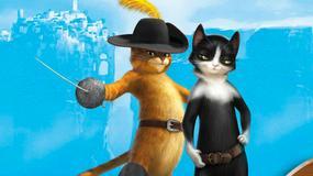 """""""Kot w butach"""" na szczycie amerykańskiego box office'u"""