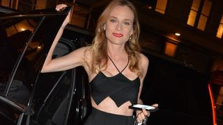Best Look: Diane Kruger z torebką Chanel