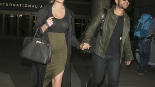 Moda ciążowa - w stylu Chrissy Teigen