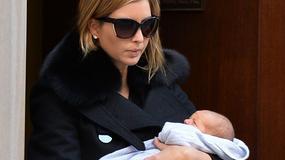 Pierwsze zdjęcia Ivanki Trump i jej malutkiego synka