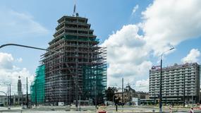 Bałtyk góruje nad Poznaniem: zakończono budowę wszystkich kondygnacji