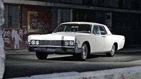 Lincoln Continental dla bogatych
