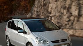 Nowy Ford S-MAX: zmieniony i bardzo dynamiczny