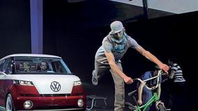 Zaskakujące koncepty koncernu Volkswagen (galeria)