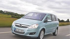 Opel Zafira 1.6 CNG: ile zaoszczędzimy jeżdżąc na gazie