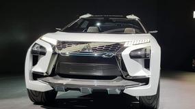 Mitsubishi E-Evolution Concept - odważny SUV na prąd
