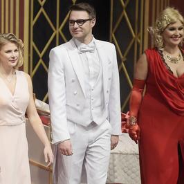 """Kaliszuk, Skrzynecka, Wierzbicka. Premiera """"Dajcie mi tenora!"""" w Teatrze Capitol"""