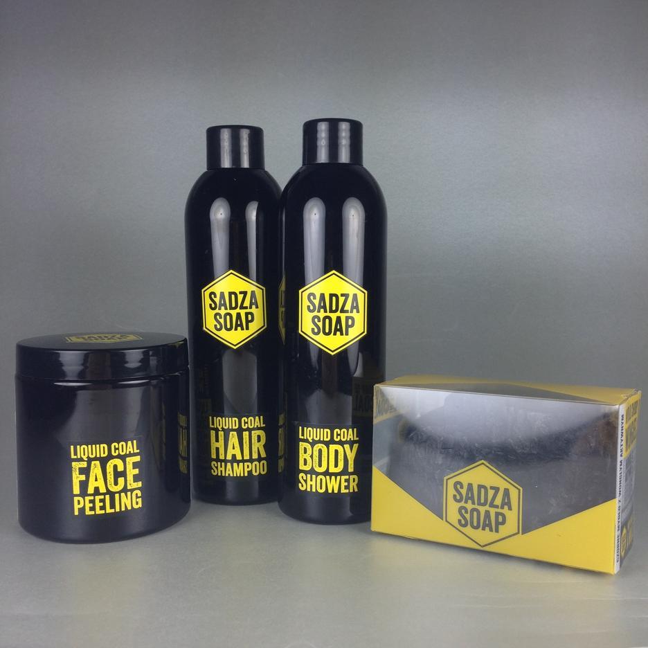 Sadza Soap - brud, który myje