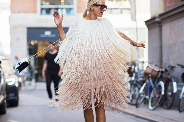 Street Style na Copenhagen Fashion Week