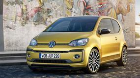 Nowy Volkswagen up! już w produkcji