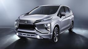 Mitsubishi Xpander – minivan na rynek azjatycki