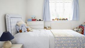 Jakie meble powinny znajdować się w pokoju małego dziecka?