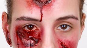 Przerażające makijaże na Halloween