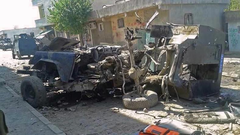 Silopit rommá lőtték a törökök / Fotó: Northfoto