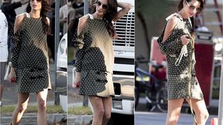 Best Look: Amal Clooney w sukience Monse
