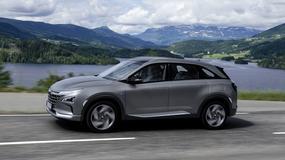 Hyundai Nexo – SUV na wodór