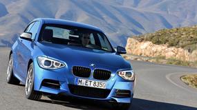 BMW serii 1: wersja trzydrzwiowa i sportowe M135i
