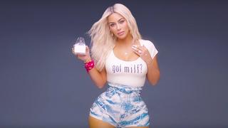 Kim Kardashian gwiazdą nowego teledysku Fergie