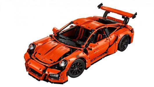 Porsche 911 GT3 RS z Lego - musisz je mieć!