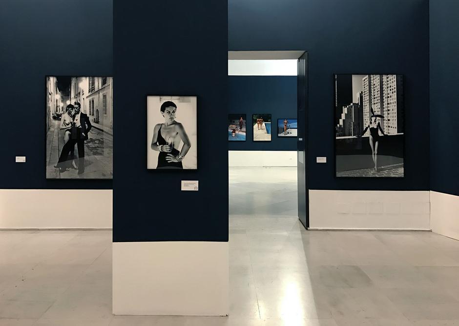 Wystawa fotografii Helmuta Newtona w Neapolu
