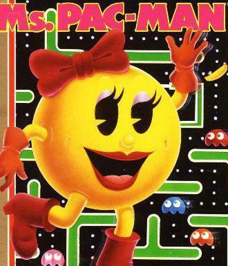 <P>7. Pani Pac-Man  </P>Jedno jest pewne, Pac Man wie czego chce. Nawet jego żona jest łysa.