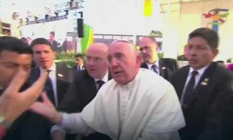 Papa u Meksiku