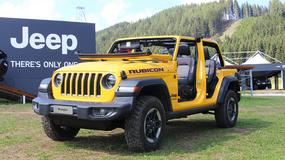 Jeep Wrangler - terenowa ikona ciągle w formie!