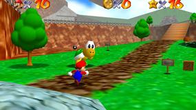 """5 milionów sprzedanych egzemplarzy """"Super Mario 64"""""""