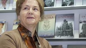 Danuta Wałęsa promuje swoją książkę w Portugalii