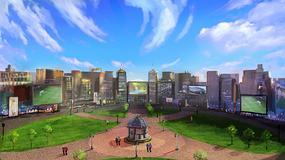 Adventure World Warsaw - wizualizacje i makiety
