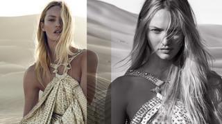 Candice Swanepoel gwiazdą kampanii perfum Givenchy