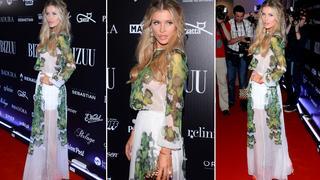 Best Look: Joanna Krupa w sukience Bizuu