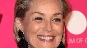 Obłędna 59-letnia Sharon Stone na czerwonym dywanie. Zobaczcie!