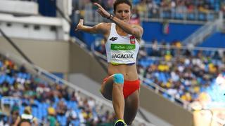 Tak prezentowała się na Igrzyskach w Rio siostra Moniki Jagaciak