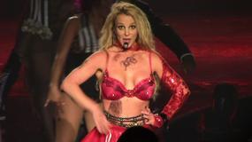 Britney Spears na koncercie w Las Vegas