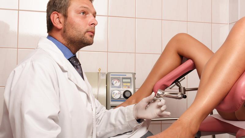 Cytologia u dziewicy Foto: Media