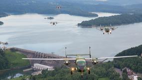 PZL M28 Bryza - pierwszy i podstawowy samolot transportowy Sił Powietrznych i Marynarki Wojennej Rzeczypospolitej Polskiej