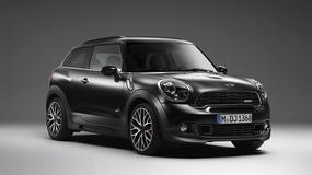 Mini ujawnia model Paceman Frozen Black