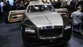 Rolls-Royce Wraith oficjalnie