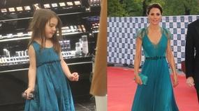 Kate Middleton i Suri mają podobne stylizacje?