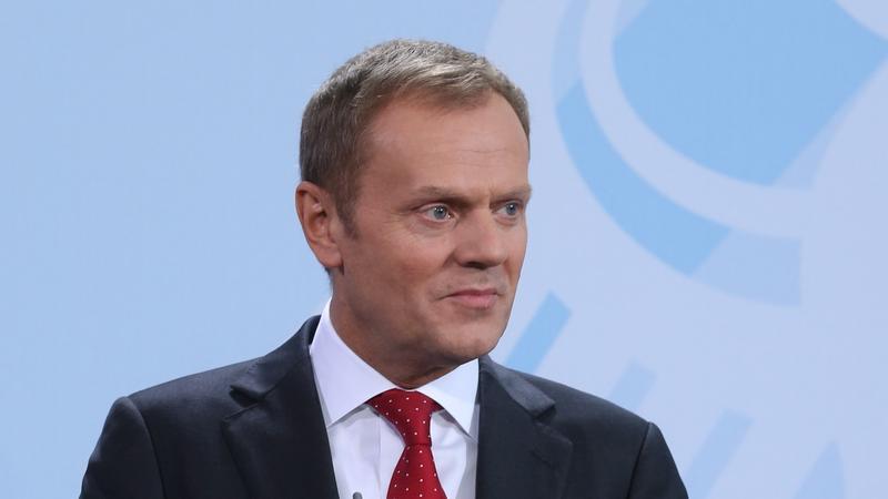 Donald Tusk, fot. PAP/Rafał Guz
